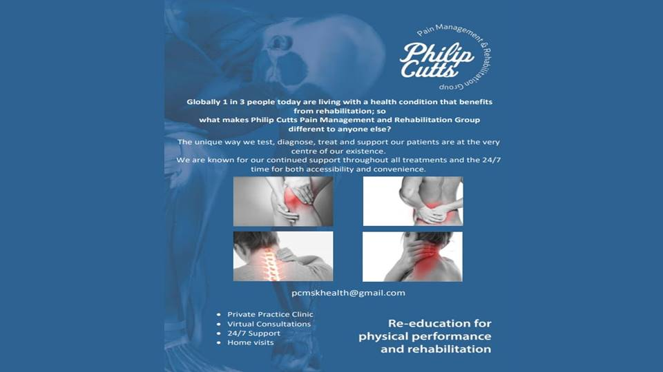 Philip Cutts - Musculoskeletal Specialist